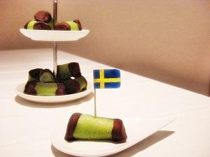 schwedische Punschrollen
