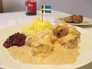 Schwedische Koetbullar