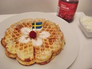 schwedische Waffeln