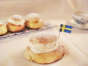 schwedische Fastenbrötchen