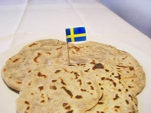 Schwedisches Tunnbröd