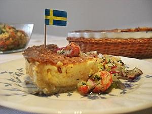 Västerbottenpaj | Schwedische Käse-Tarte
